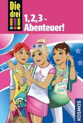 Gebundenes Buch »Die drei !!!, 1,2,3 Abenteuer«