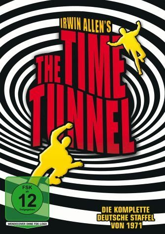 DVD »The Time Tunnel (4 Discs)«