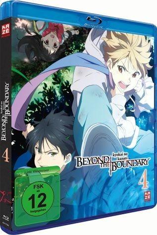 Blu-ray »Beyond the Boundary - Vol. 4«