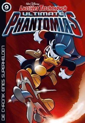 Broschiertes Buch »Lustiges Taschenbuch Ultimate Phantomias 09«