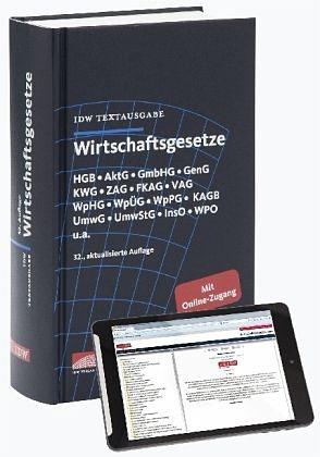 Broschiertes Buch »Wirtschaftsgesetze«
