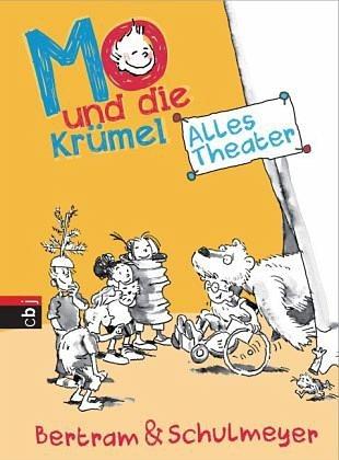 Gebundenes Buch »Alles Theater / Mo und die Krümel Bd.4«