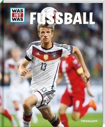 Gebundenes Buch »WAS IST WAS Fußball«
