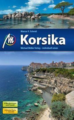 Broschiertes Buch »Korsika«