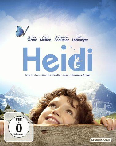 Blu-ray »Heidi (Special Edition)«