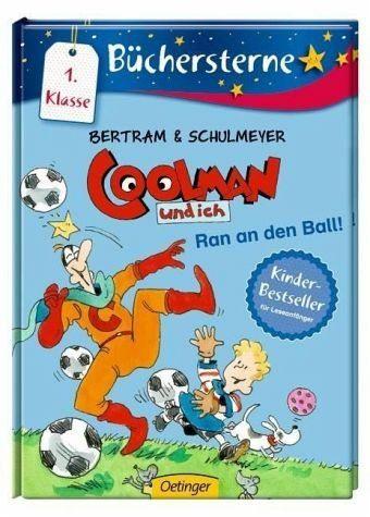 Gebundenes Buch »Ran an den Ball! / Coolman und ich...«