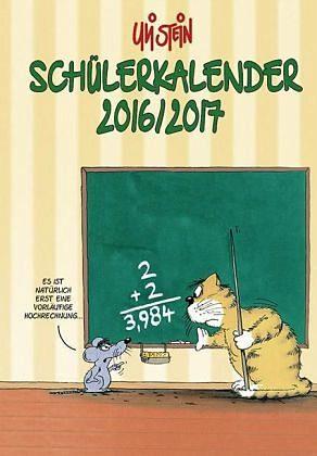Kalender »Schülerkalender 2016/2017«