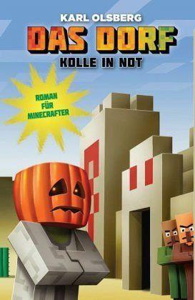 Gebundenes Buch »Kolle in Not - Roman für Minecrafter«