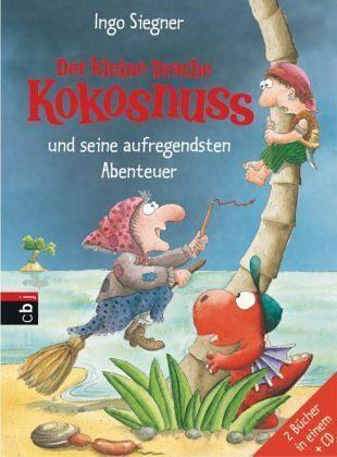 Gebundenes Buch »Der kleine Drache Kokosnuss und seine...«