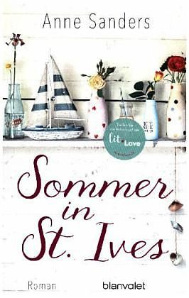 Broschiertes Buch »Sommer in St. Ives«