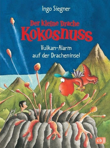 Gebundenes Buch »Vulkan-Alarm auf der Dracheninsel / Die...«