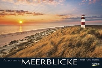 Kalender »Meerblicke 2017. Nord- und Ostsee. PhotoArt...«