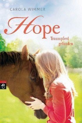 Gebundenes Buch »Traumpferd gefunden / Hope Bd.2«