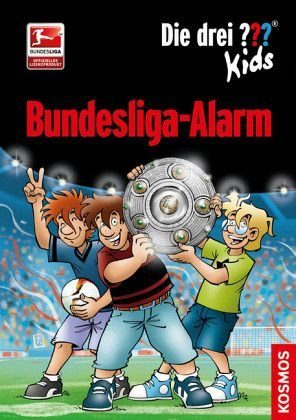 Gebundenes Buch »Die drei ??? Kids - Bundesliga-Alarm«