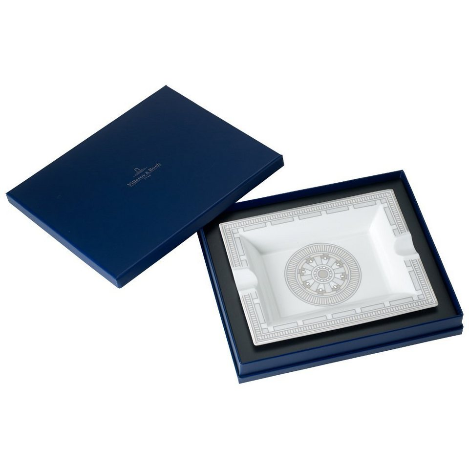 VILLEROY & BOCH Ascher 17x21cm »La Classica Contura Gifts« in Dekoriert