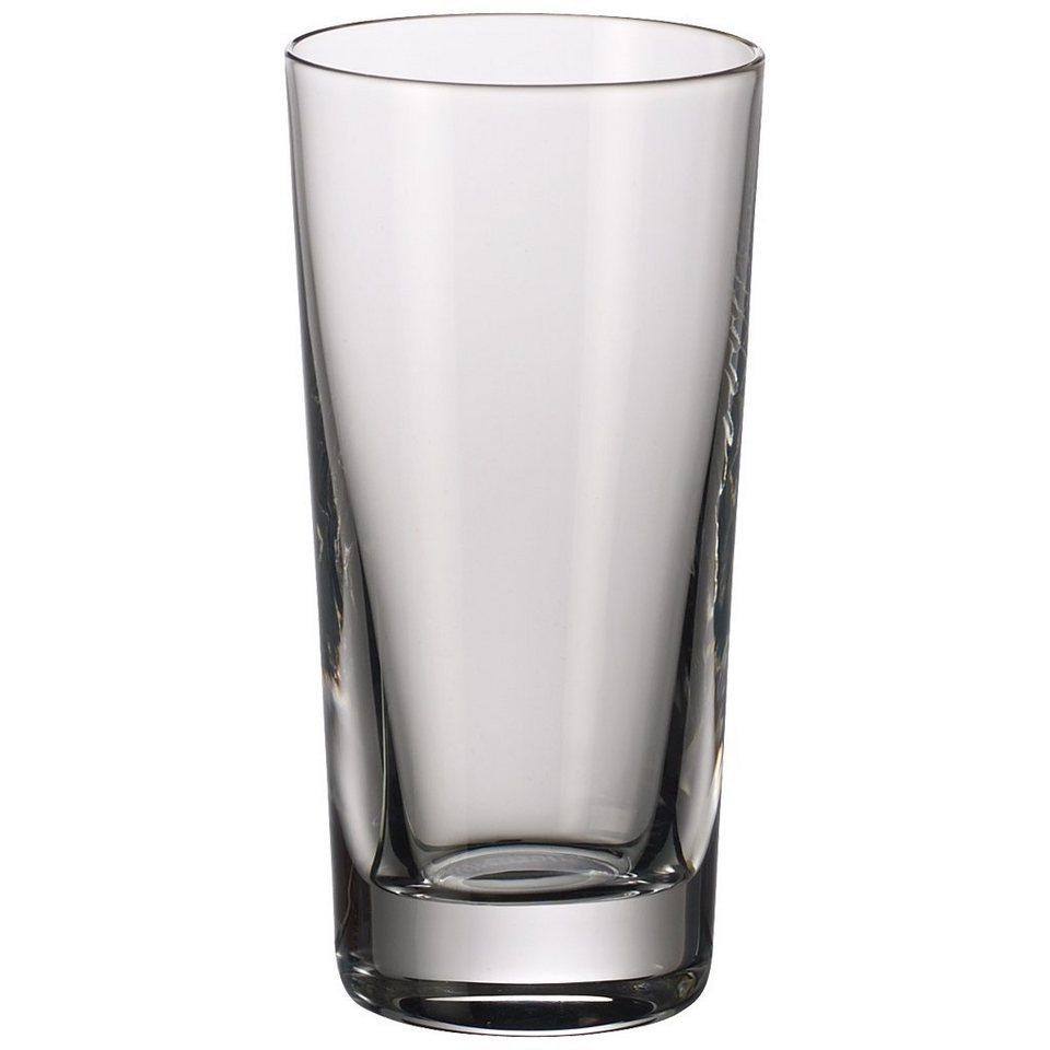 VILLEROY & BOCH Shot Glas Set 2 tlg 83mm »Purismo Bar« in Weiss