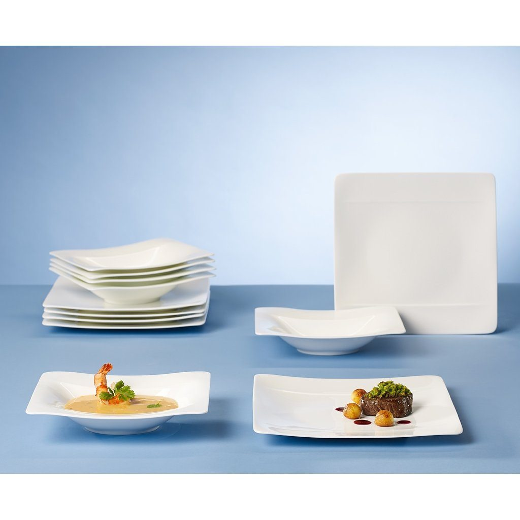 VILLEROY & BOCH Dinner Set 12tlg. »Modern Grace«