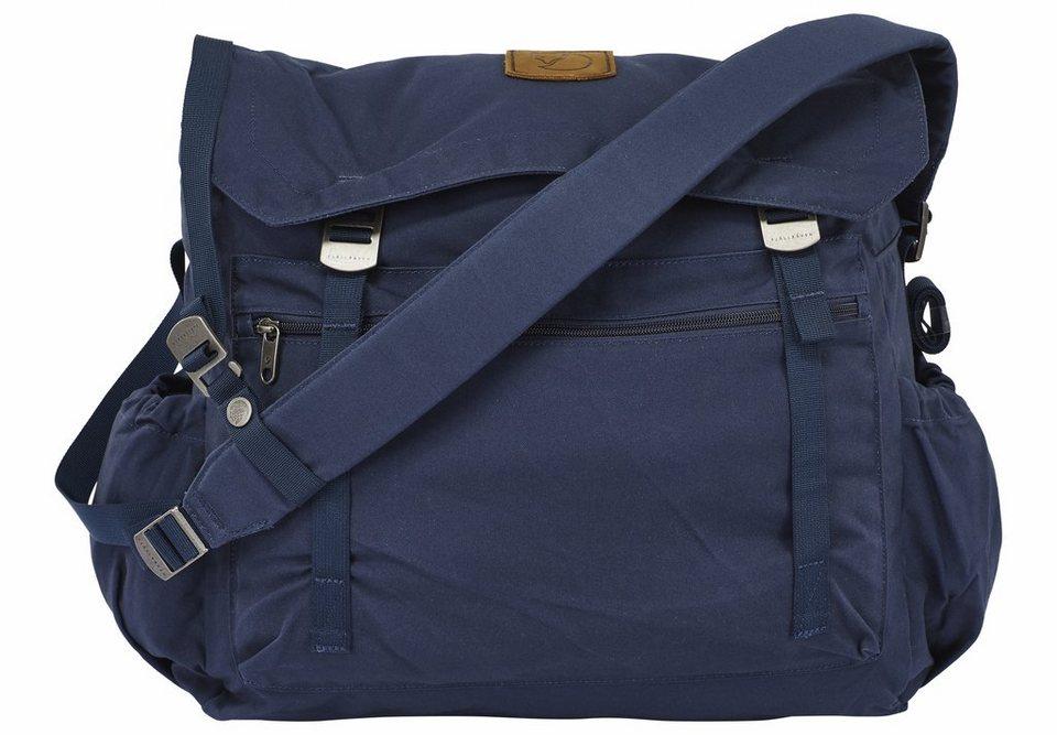 Fjällräven Sport- und Freizeittasche »No.2 Foldsack« in blau