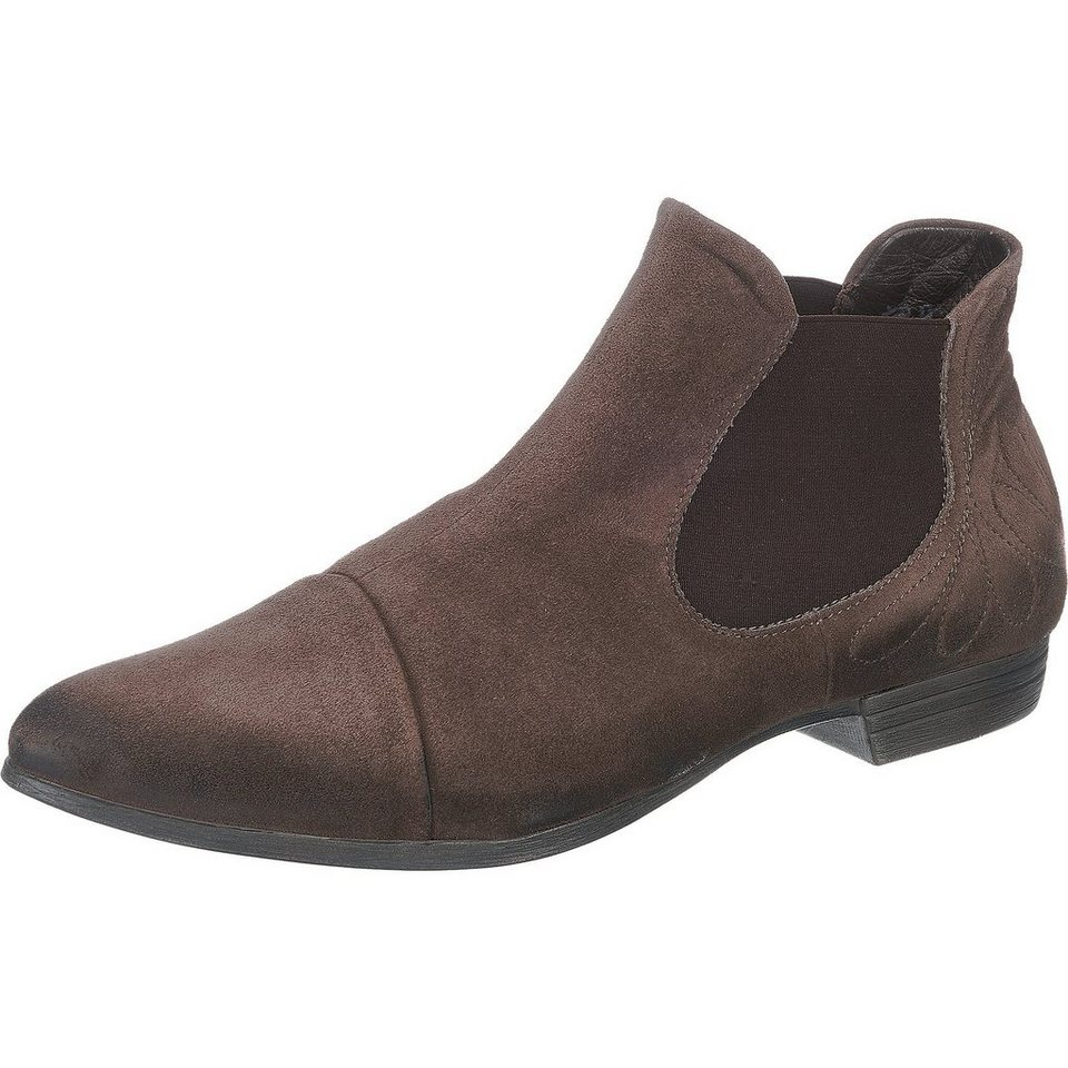 Think! Bussi Stiefeletten in beige