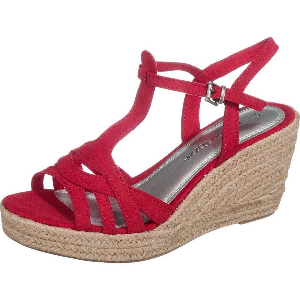 MARCO TOZZI Siesta Sandaletten in rot