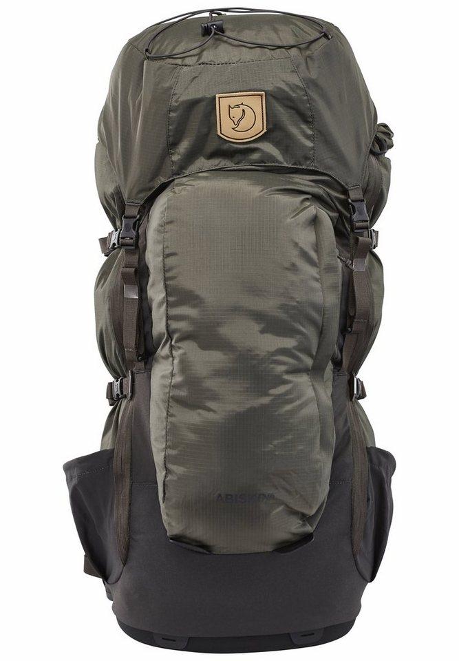 Fjällräven Sport- und Freizeittasche »Abisko 65 Backpack« in grau