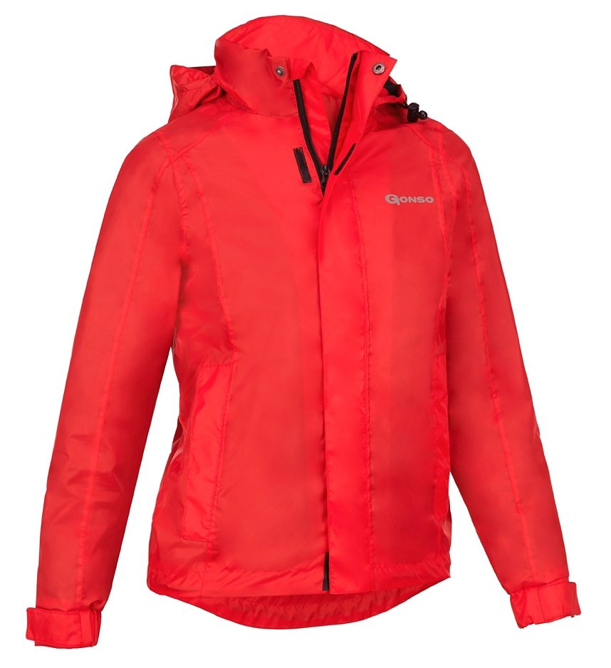 Gonso Kinderbekleidung »Pelle Allwetter-Jacke Kinder« in rot