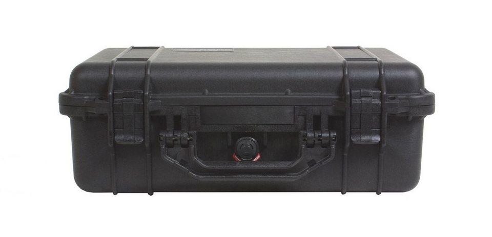 Peli Campingtruhe & -Kiste »box 1500 ohne Schaumeinsatz« in grau