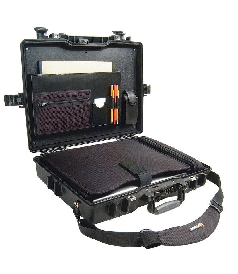 Peli Campingtruhe & -Kiste »1495 Laptop Computer Case DeLuxe« in grau