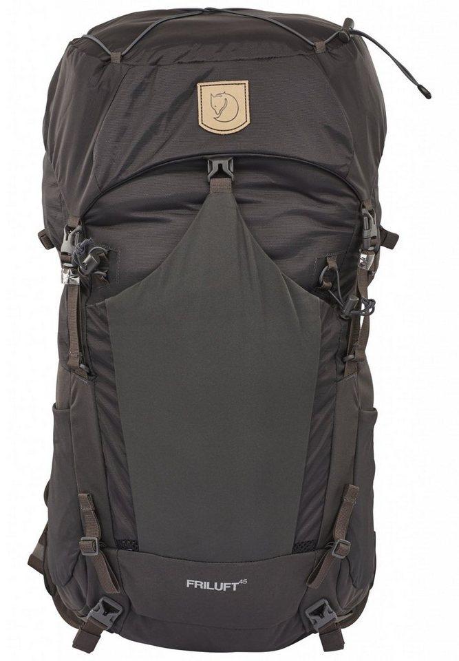 Fjällräven Sport- und Freizeittasche »Friluft 45 Backpack« in grau