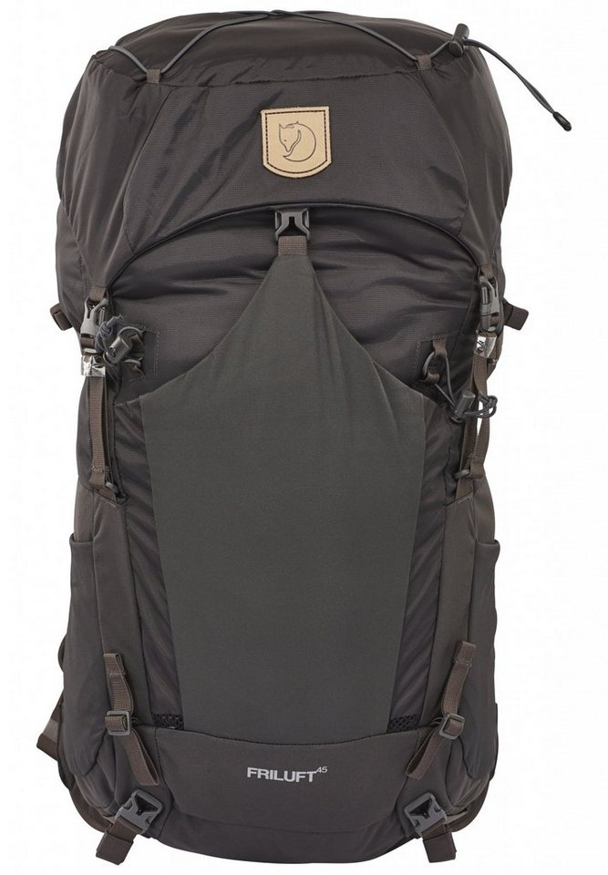 Fjällräven Wanderrucksack »Friluft 45 Backpack« in grau