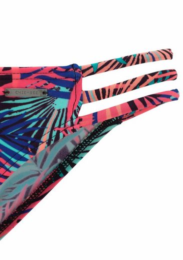 Chiemsee Triangel Bikini In Trendy Tropical-design