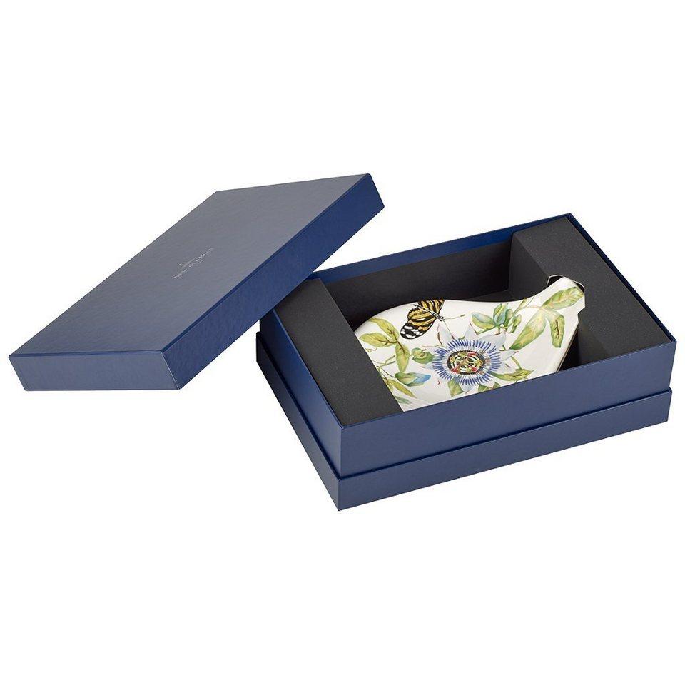 VILLEROY & BOCH Blattschale im Geschenkkarton 26x20 »Amazonia« in Dekoriert