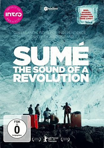 DVD »Sumé - The Sound of a Revolution (OmU)«