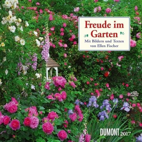 Kalender »Freude im Garten 2017«