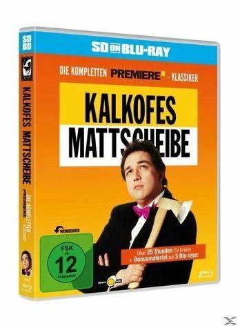Blu-ray »Kalkofes Mattscheibe: Die kompletten Premiere...«
