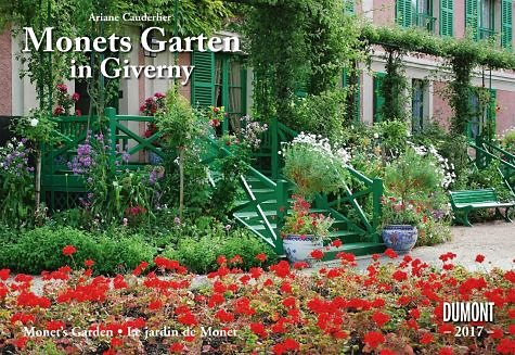 Kalender »Monets Garten in Giverny 2017«