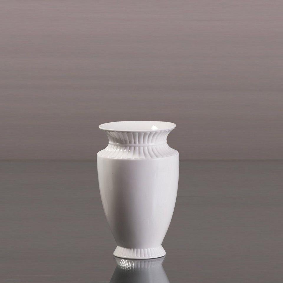 Kaiser Porzellan Vase »Olympus« in Weiß, Pastell