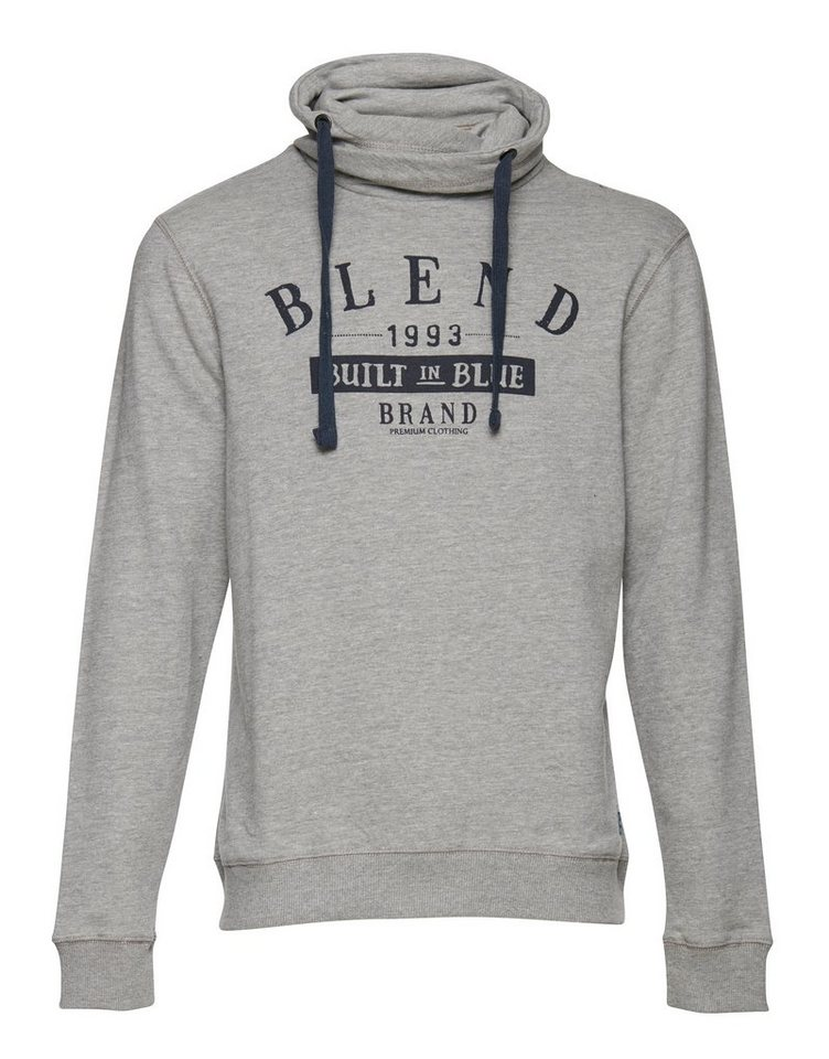 Blend Slim fit, schmale Form, Sweatshirts in Grau