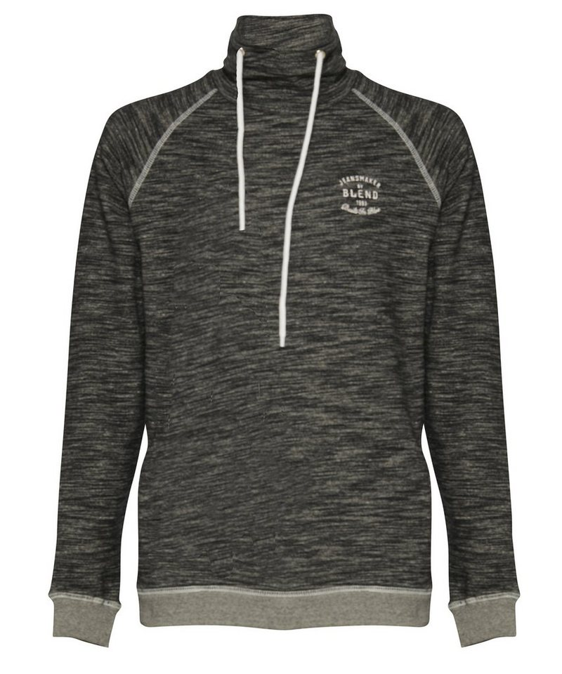 Blend Slim fit, schmale Form, Sweatshirts in Grau