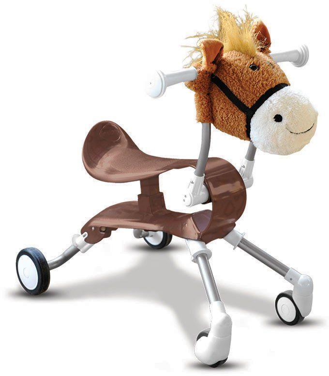 SmarTrike® Lauflernhilfe Rutscher, »Springo Farm Pferd«