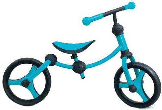 smarTrike® Laufrad »Running Bike blau«, Mit verschiedenen Balance-Stufen