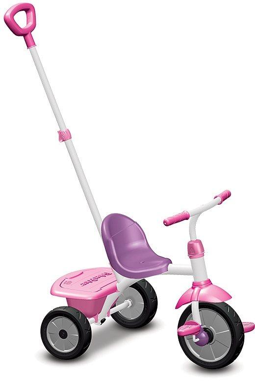 Fisher Price Dreirad mit Freilaufkupplung, »Baby Trike Glee lila pink« in pink