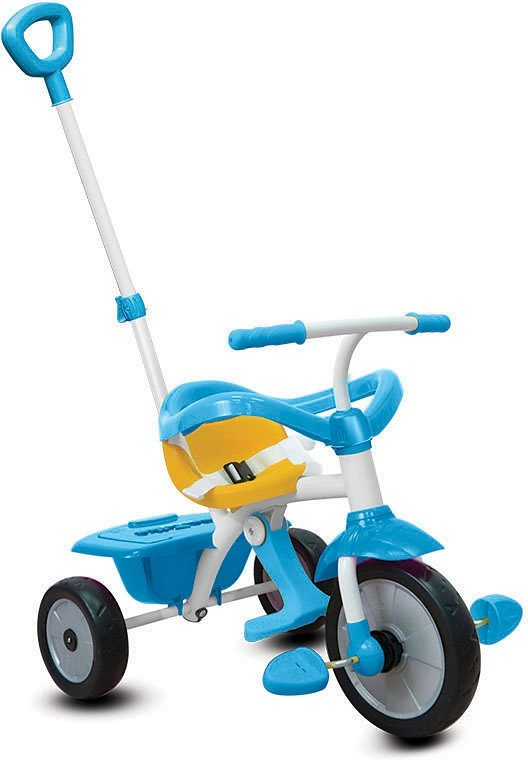 SmarTrike® Dreirad mit abnehmbarer Schubstange, »Play 3 Trikes in 1 blau« in blau