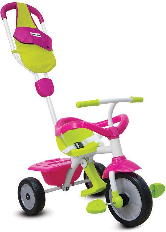 SmarTrike® 3in1 Dreirad, »Play GL pink« in pink