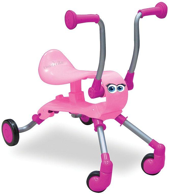 SmarTrike® Lauflernhilfe Rutscher, »Springo pink«