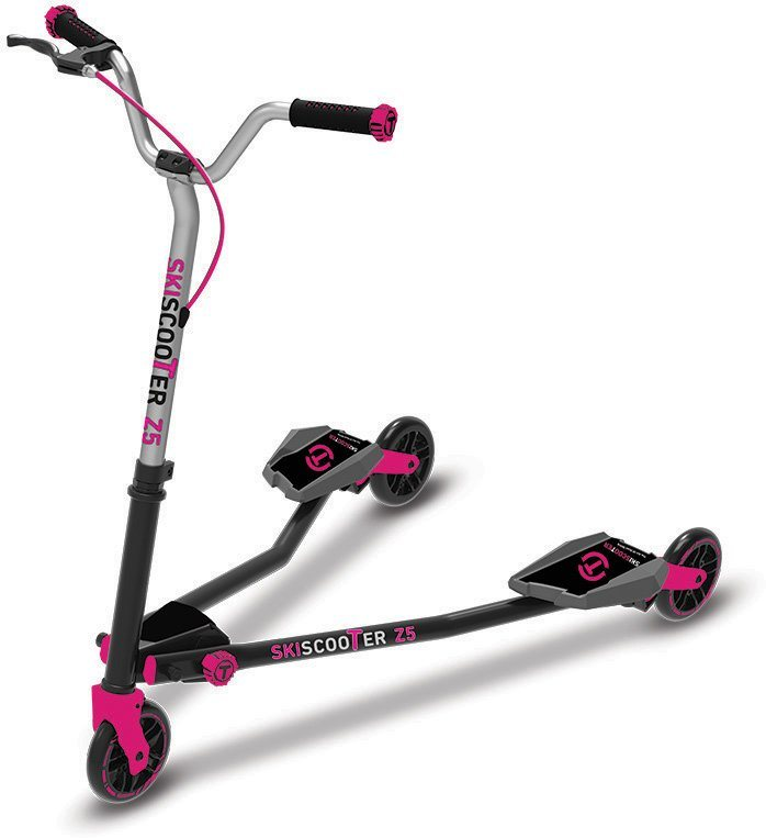 smartrike kinderroller mit 3 r dern ski scooter z5 pink online kaufen otto. Black Bedroom Furniture Sets. Home Design Ideas