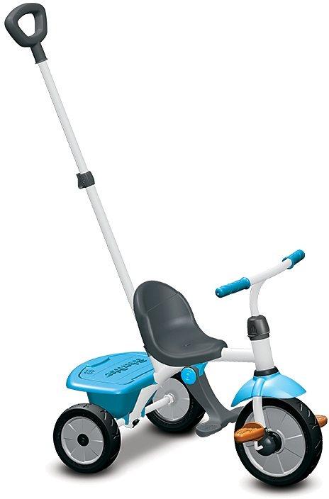 Fisher Price Dreirad mit abnehmbarer Elternschubstange, »Baby Trike Jolly blau« in blau