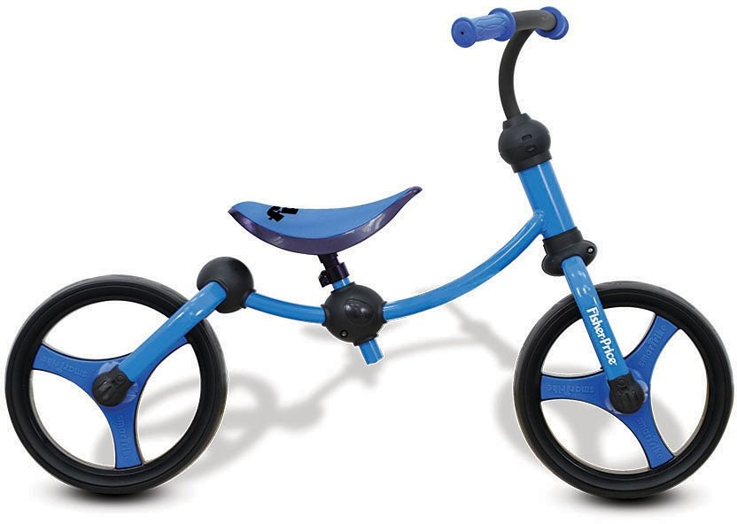 Fisher Price Laufrad, »Balance Bike blau«