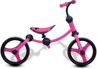 smartrike laufrad fisher price balance bike pink. Black Bedroom Furniture Sets. Home Design Ideas