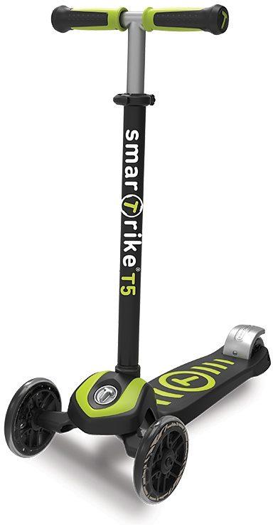 SmarTrike® Scooter mit 2 Fahrstufen, »T5 grün«